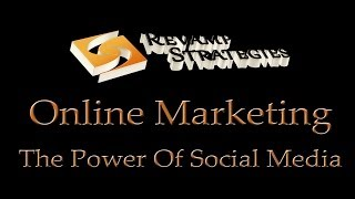 Revamp Strategies - Online Marketing - (404) 551-3227 - Social Media
