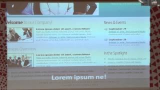 Internet Marketing 2013: Jan Ambrož - V nouzi poznáš copywritera