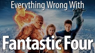 Everything Wrong With Fantastic Four In 15 Minutes Or Less