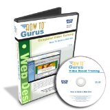 How To Build a Web Site, Website Tutorial Training on DVD, 10.5 Hours in 66 Computer Software Video Lessons