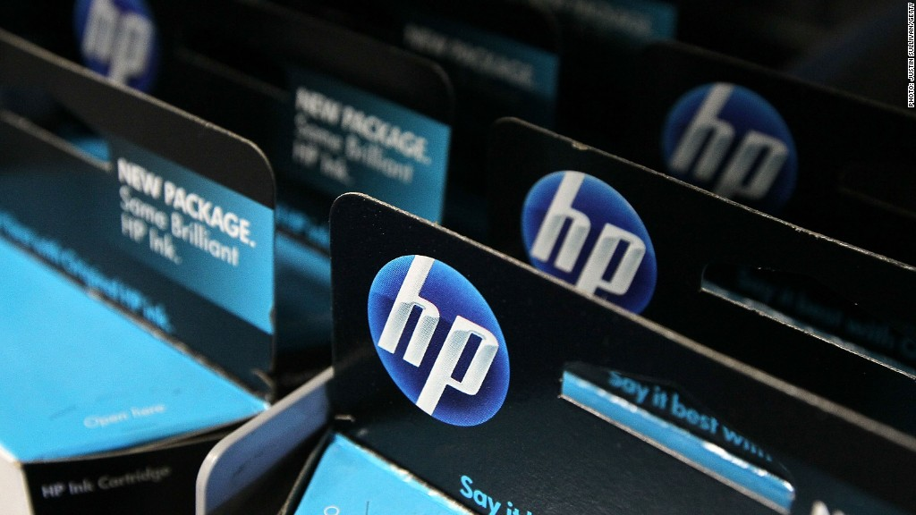 Hedge fund billionaire: HP is 'doomed'