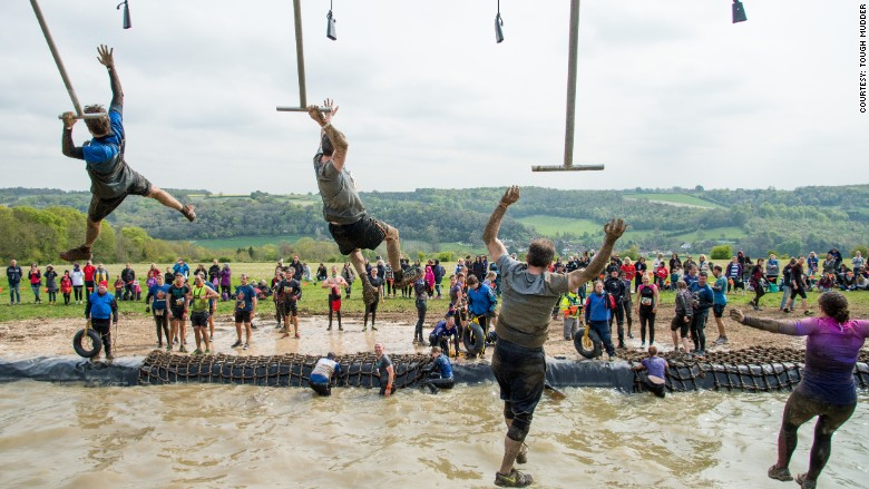 tough mudder swing