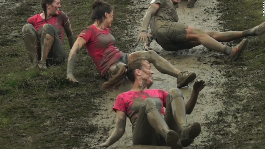 Are you tough enough for Tough Mudder?