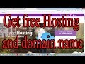 How to Get Free Domain Name and Web Hosting Live Example