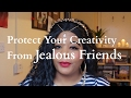 Protect Your Creativity From Jealous 'Friends'. 10 DAYS OF MUSIC EPISODE 2
